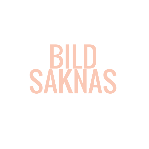 Rund puff orange